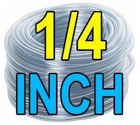 1/4  Inch Air Line & Tubing