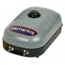 Elemental O2 Air Pump, 127 gph
