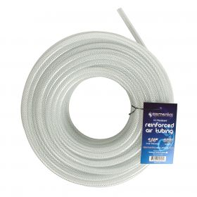 "Elemental O2 Reinforced Air Tubing 1/4"" - By the FOOT"