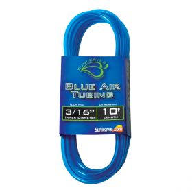 "Elemental O2 Blue Air Tubing 3/16"", 10'"
