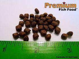 Koi Food - Formula 41 10 lbs