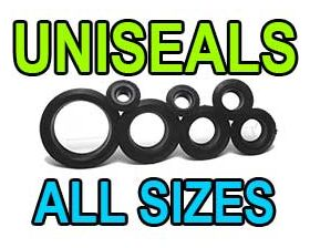 uniseal bulkhead fitting alternative