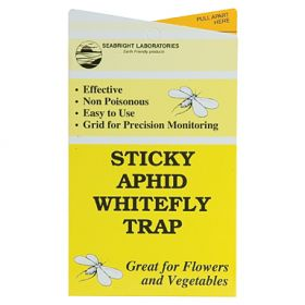 Sticky Aphid and Whitefly Trap - 30 Pack